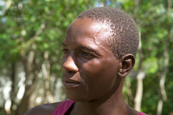 Sochař Cosmas Chifamba Tengenenge