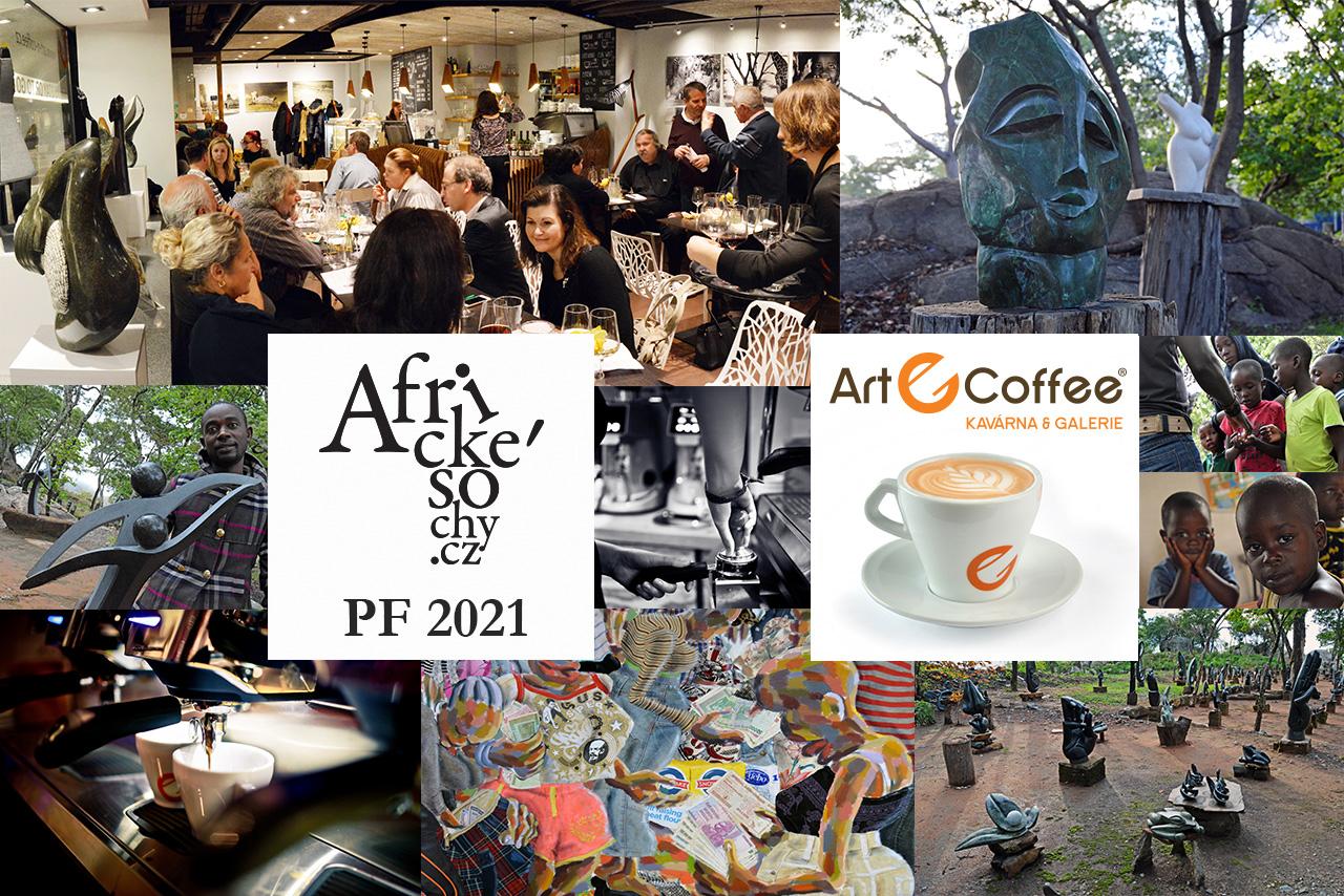 PF 2021 od Ateliéru AfrickéSochy.cz