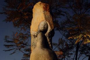 Lazarus Takawira: socha Madonna | Foto: Eric Gauss