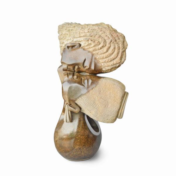 Last Mahwahwa: socha Souznění