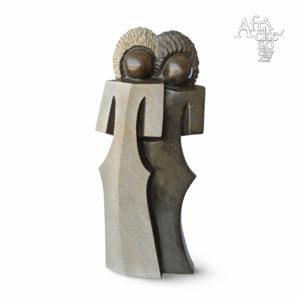 Knowledge Chanetsa: socha Sestry | Kamenné sochy na prodej