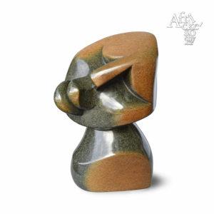 Trymore Ferenando: socha Polibek | Kamenné sochy na prodej